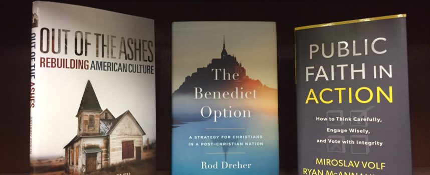 3 New Books for Political Junkies (and an Old One, to Boot)