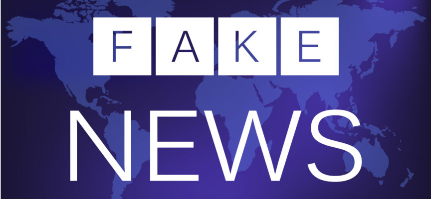 The Cause of Fake News Has Been Discovered (It's Not What You Think)