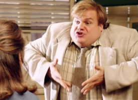 How to Watch a Movie (4): Deep Thoughts by Chris Farley