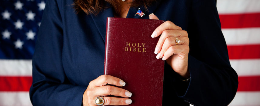 Roy Moore, The Johnson Amendment, and Christian Nationalism