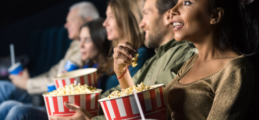 How to Watch a Movie (An Evangelical Guide)