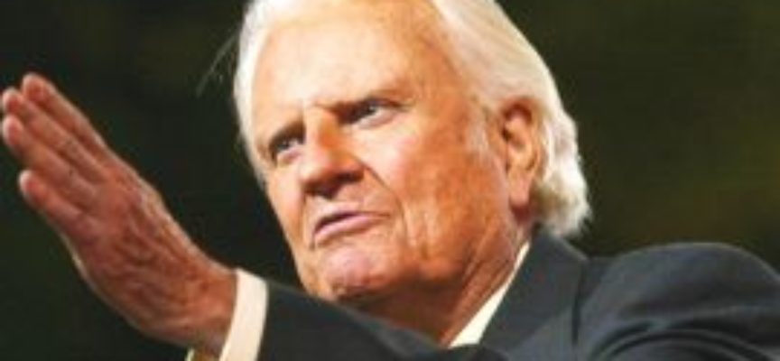 The one thing Billy Graham would want us to remember
