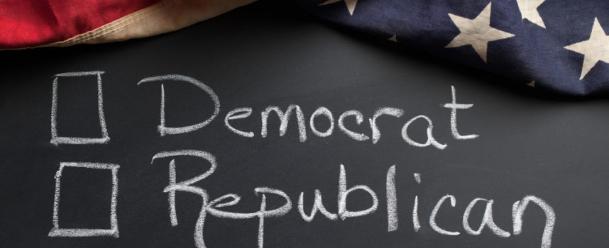 Should Christians Identify with the Democratic or Republican Political Parties?