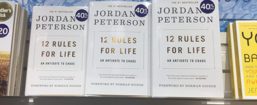 Jordan Peterson: High Priest for a Secular Age