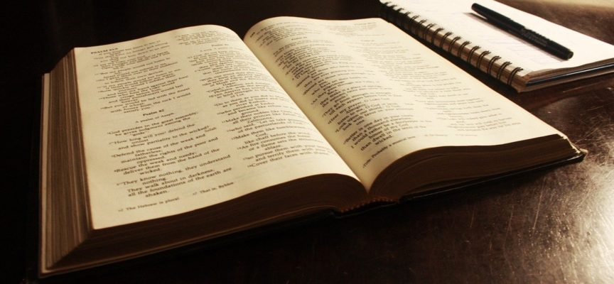 Why Christians Should Start with Their Bibles When Studying Philosophy