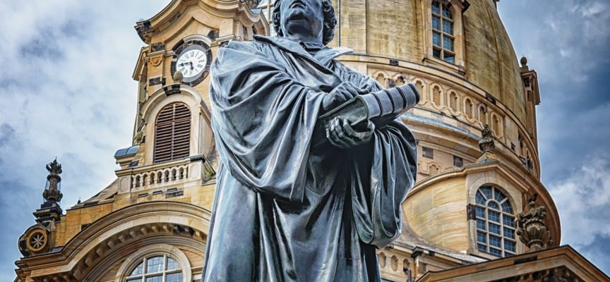 A Baptist Reflection on Reformation Day